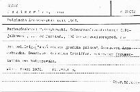 Polnische druckgraphik seit 1945.