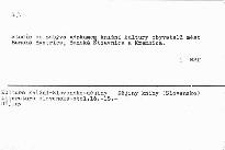 Knizna kultura na strednom slovensku v 1