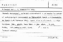 Fulnecke dny j. a. komenskeho 1983.