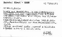 Musik und Musikleben in der Sowjetunion von 1917 bis zur Gegenwart