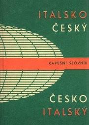 Italsko-český a česko-italský kapesní slovník