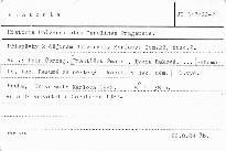 Historia Universitatis Carolinae Pragensis 1982                         (Tomus 22, Fasc. 2)