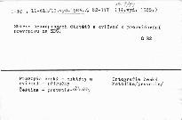 Diktáty a pravopisná cvičení