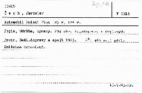 Automobil polski fiat 125 p, 126 p.