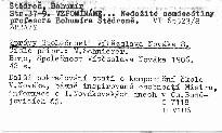 Zprávy Společnosti Vítězslava Nováka 8