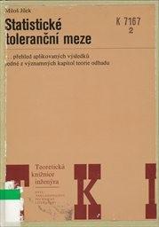 Statistické toleranční meze