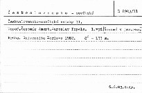 Československo-sovětské vztahy 11