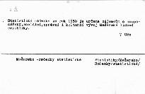 Statisztikai évkönyv 1980
