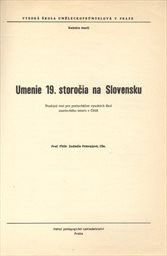Umenie 19. storočia na Slovensku