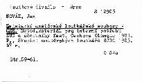 Nejstarší amatérské loutkářské soubory v ČSR