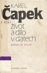 Karel Čapek - život a dílo v datech