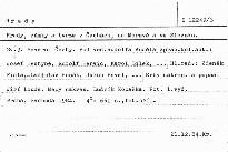 Hrady, zámky a tvrze v Čechách, na Moravě a ve Slezsku                         (Sv. 3)