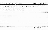 Bibliografia slovenskych bibliografii za