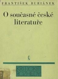 O současné české literatuře