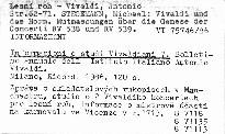 Informazioni e studi Vivaldiani 7