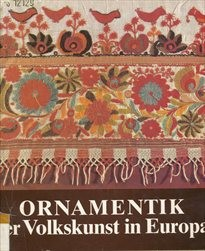 Ornamentik der volkskunst in europa
