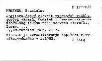 Anglicko-český slovník hudební terminologie