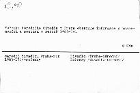 Ročenka Národního divadla v Praze 1983-1