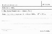 Notiziario 1986
