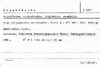 Wojewodztwa: bialostockie, lomzynskie, s