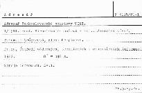 Adresář československé soustavy VTEI                         (1/1981)