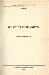 Základy strukturní analýzy