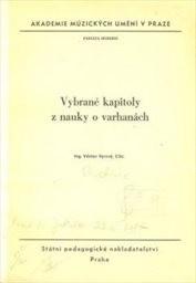 Vybrané kapitoly z nauky o varhanách