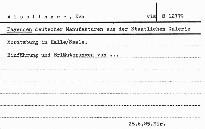 Fayencen deutscher manufakturen aus der