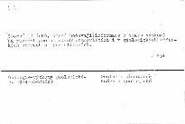 Zprávy o geologických výzkumech v roce 1984