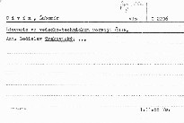 Licencie vo vedecko-technickom rozvoji ČSSR