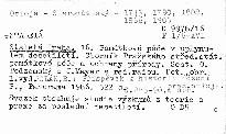 Staletá Praha                         ([Sv.] 16,)