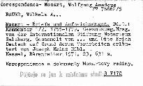 Mozart - Briefe und Aufzeichnungen                         (Bd. 5)