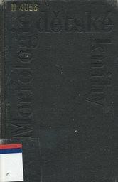 Morfologie detske knihy