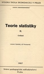 Teorie statistiky 2