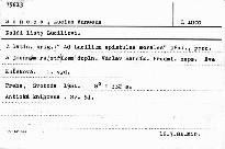 Další listy Luciliovi