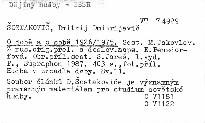 O době a o sobě 1926/1975