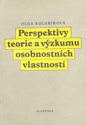 Perspektivy teorie a výzkumu osobnostních vlastností