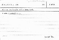 Přehled dovážených léčiv 1984 -1986