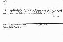 Analýza současného stavu tvorby programo
