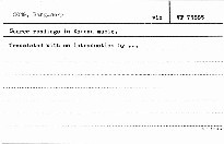 Source readings in Korean Music