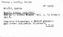 Kodaly Zoltan 1882-1982