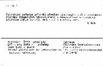 Zápisník agitátora 1983