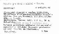 Slovenské divadlá v sezóne 1985-1986