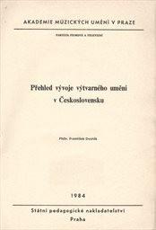 Přehled vývoje výtvarného umění v Československu