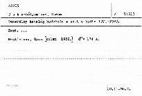 Generálny katlóg hudobnín a knih o hudbe 1971-1982