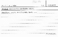 Zborník Slovenského národného múzea                         ([Zv.] 22, roč. 76 - 1982)