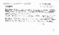 Zprávy Klubu Za starou Prahu v roce 1985; Zprávy Klubu Za starou Prahu