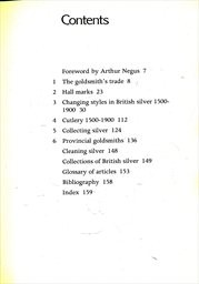 The Arthur Negus Guide to British Silver