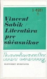 Literatúra pre súčasnikov
