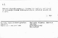 Stratigrafický slovník Západných Karpat